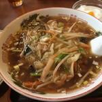 toukamura - サンマーメン