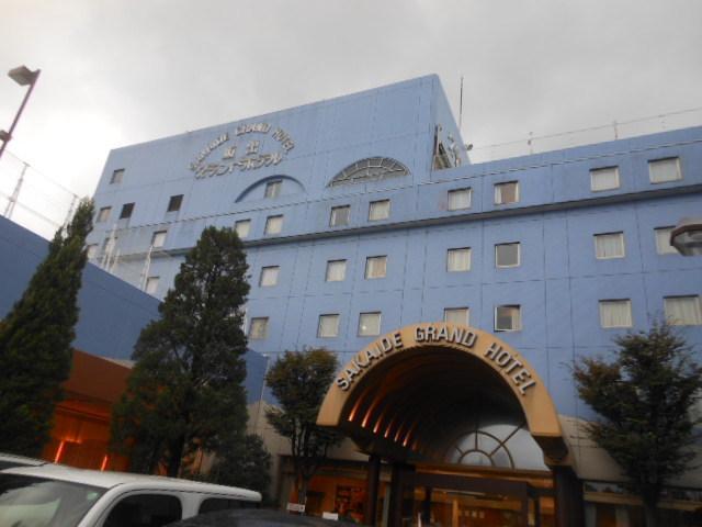 坂出グランドホテル - ホテルの外観 2016.10