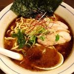 らぁめん 欽山製麺所 - 魚鶏そば