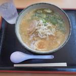 ゆにろーず - 料理写真:にんたまらーめん(味噌) ¥580-