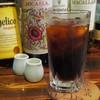 ノーウェジアン ウッド - ドリンク写真:スパニッシュアイスコーヒー