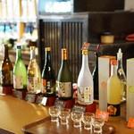 岩村醸造 - ドリンク写真:試飲ができます