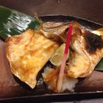 お惣菜・和ごはん ちょうど - 真鯛アラの塩焼き