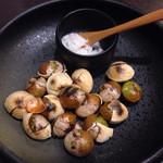 お惣菜・和ごはん ちょうど - 煎り銀杏