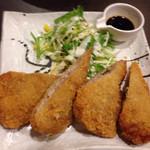 お惣菜・和ごはん ちょうど - 豚肉ミルフィーユカツ