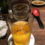 山形山 月島店 - デザートのビア