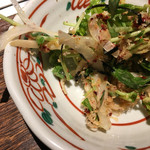 山形山 月島店 - サラダ小分けあっぷ