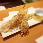 57465025 - 2016 ひげにんにく天ぷら