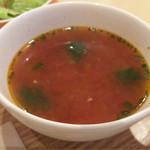 ビンチェ - スープ ミネストローネ