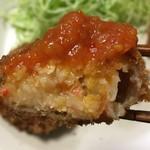 神戸コロッケ - 旨み極まる蟹クリームコロッケ