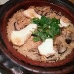 57467353 - 鯛の土鍋ご飯