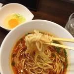 麺や風虎 - 虎の台湾(麺リフト) 730円