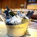 鮨英 - ドリンク写真:シャンパンもご用意しております