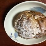 福井堂 - 料理写真:パンプキンクッキーシュー、パンプキン美味しい