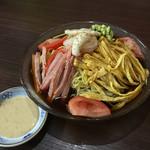 台湾料理隆福 - 料理写真:中華冷麺