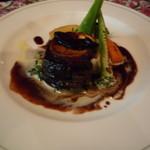 菜の詩 - 黒毛和牛すね肉の赤ワイン煮込み