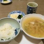 富山・氷見温泉  民宿・磯料理  魚恵 -