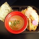 ミライゑ - 濃厚SILKYつけ麺