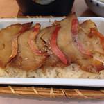 鈴廣 かまぼこの里 - 炙り金目鯛飯