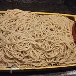 57471339 - 舟盛り蕎麦
