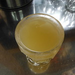 コーヒースタンド小嶺 - 冷やしレモン