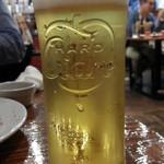 立川ビアホール - ビール以外も飲み放題!なのでハードシードルもいただきました