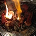 味覚園 - ファイヤ~で火消し氷