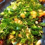 焼き鳥 吉屋 - ひね肉たたき
