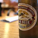 割烹 みや古 - 瓶ビール(大)麒麟ラガー