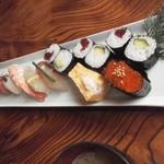 寿し虎 - にぎり寿司