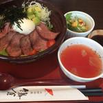 57476798 - ローストビーフ丼