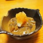 郷土風味 魚来亭 - 料理写真:烏賊の塩辛