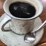 とちの実カフェ - ホットコーヒー