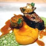 SUGALABO - 五島牛のローストとセップ茸