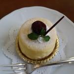 シャンゼリゼ - チェリーチーズケーキ