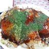 昌万おこのみ焼 - 料理写真:モダン焼き(そば)750円