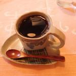 壺小屋 - ブレンドコーヒー(2016/10/16)
