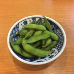 山屋 - 枝豆です。