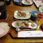 瀬戸内荘 - 料理写真:(2012.6)夕食