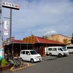 香の川製麺 - 店の外観
