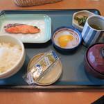 レストラン並木 - 和朝食