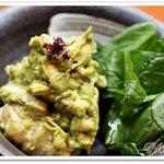 toriteisakura - 鶏わさとアボカドのサラダ