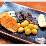toriteisakura - 季節の野菜3種焼き
