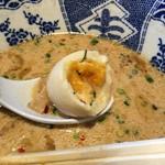 にとりのけやき - 鶏白湯ラーメン