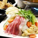 讃岐うどん 今雪 - 料理写真:うどんすき鍋