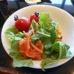 ブロッソ - 野菜サラダ 2016.8