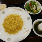 羽衣 - 干貝炒飯