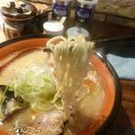 57485950 - 麺は西山さん 2016.10月