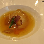 香港海鮮酒家 Lei U Mun - ふかひれ姿と金華ハムの煮込み