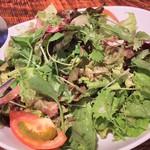 57488339 - お野菜たっぷりMOKICHIサラダ